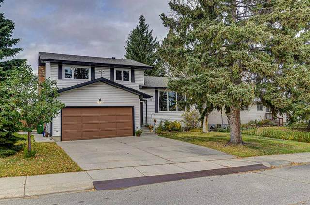 1120 Southglen Drive SW, Calgary, AB T2W 0X1 (#A1042058) :: Canmore & Banff