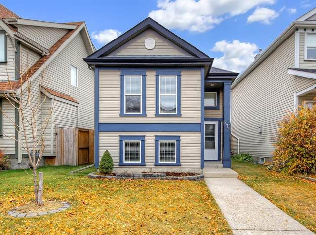 272 Copperfield Heights SE, Calgary, AB T2Z 4R3 (#A1042063) :: Canmore & Banff