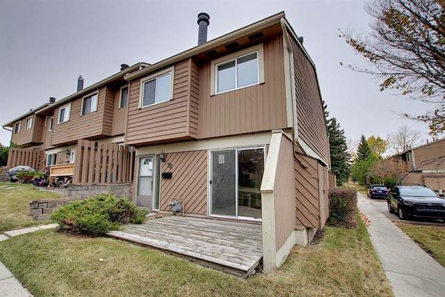 4940 39 Avenue SW #22, Calgary, AB T3E 6M7 (#A1042074) :: Canmore & Banff