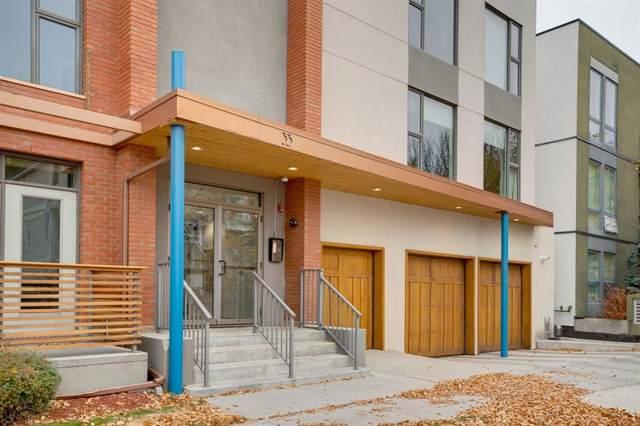 33 6A Street NE #209, Calgary, AB T2E 4A3 (#A1042082) :: Western Elite Real Estate Group