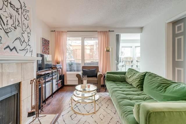 1111 13 Avenue SW #103, Calgary, AB T2R 0L7 (#A1042105) :: Western Elite Real Estate Group