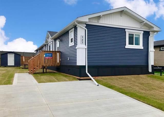 11850 84 Avenue #127, Grande Prairie, AB T8W 0M4 (#A1042106) :: Redline Real Estate Group Inc