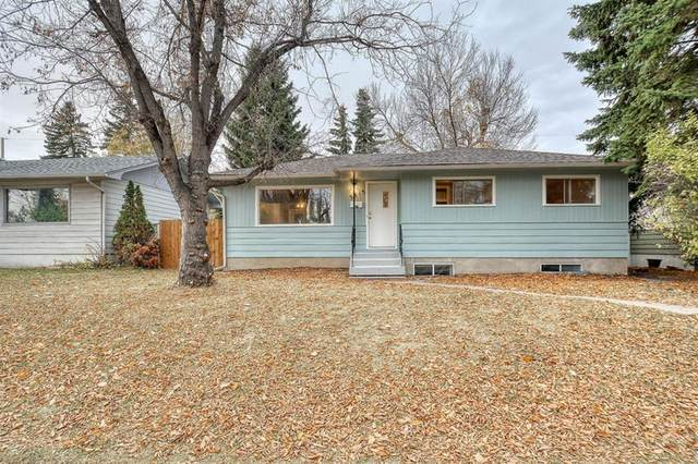 3815 Charleswood Drive NW, Calgary, AB T2L 2C7 (#A1042131) :: Canmore & Banff