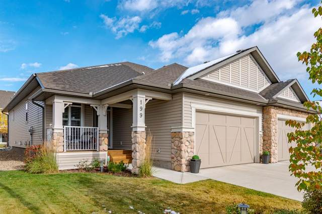 199 Sunset Square, Cochrane, AB T4C 0H3 (#A1042138) :: Canmore & Banff
