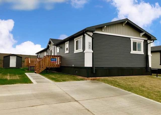 11850 84 Avenue #131, Grande Prairie, AB T8W 0M4 (#A1042139) :: Redline Real Estate Group Inc
