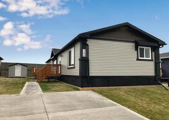 11850 84 Avenue #133, Grande Prairie, AB T8W 0M4 (#A1042142) :: Canmore & Banff