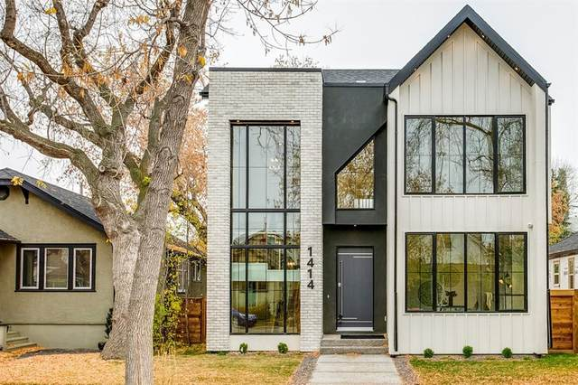 1414 3 Street NW, Calgary, AB T2M 2X8 (#A1042167) :: Western Elite Real Estate Group