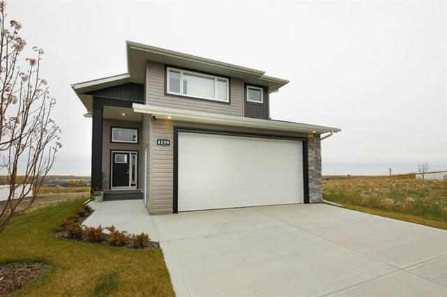 4159 Ryders Ridge Boulevard, Sylvan Lake, AB T4S 0T4 (#A1042179) :: Canmore & Banff