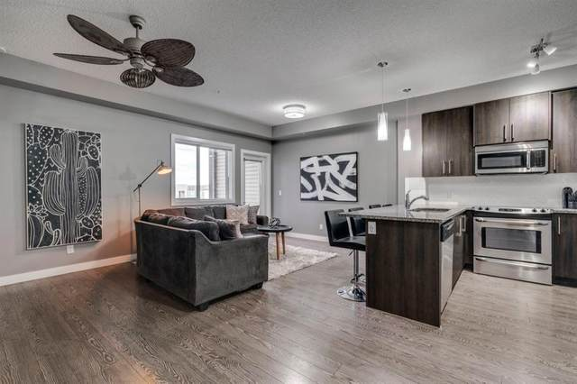 8 Sage Hill Terrace NW #216, Calgary, AB T3R 0W5 (#A1042206) :: Canmore & Banff