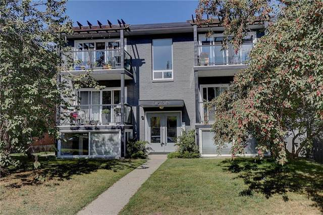 1908 28 Avenue SW #101, Calgary, AB T2T 1K1 (#A1042254) :: Canmore & Banff