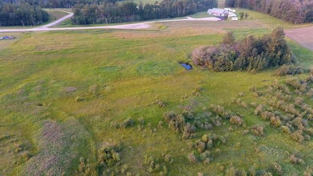 3 Melody Lane, Rural Woodlands County, AB T7S 1N3 (#A1042270) :: Canmore & Banff