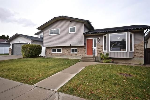 38 Smeaton Avenue SE, Medicine Hat, AB T1B 3Y8 (#A1042279) :: Calgary Homefinders