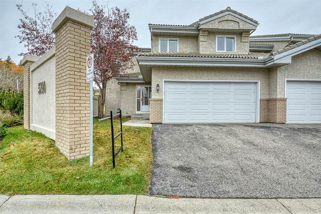 5790 Patina Drive SW #2, Calgary, AB T3H 2Y5 (#A1042301) :: Canmore & Banff