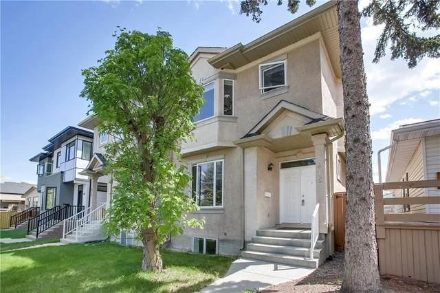 415 52 Avenue SW, Calgary, AB T2V 0B1 (#A1042308) :: The Cliff Stevenson Group