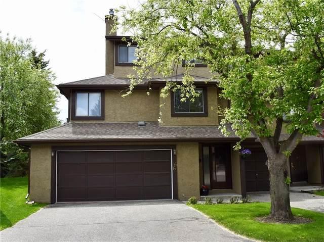 66 Glamis Gardens SW, Calgary, AB T3E 6S4 (#A1042317) :: Canmore & Banff