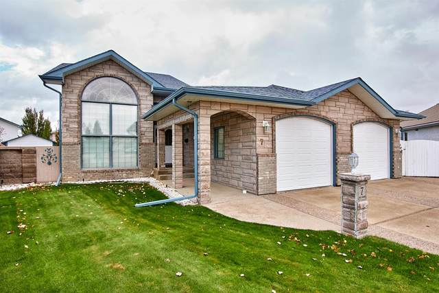 7 Rice Green SE, Medicine Hat, AB T1B 3W8 (#A1042338) :: Canmore & Banff