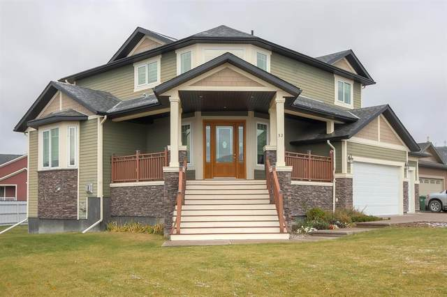 32 Waterfront Landing, Coaldale, AB T1M 0B4 (#A1042356) :: Canmore & Banff