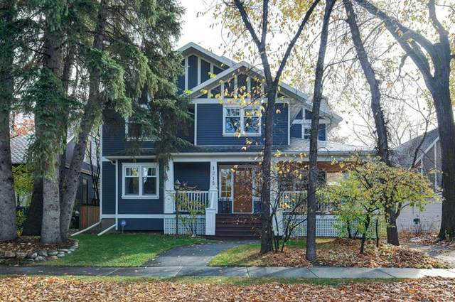 1215 Riverdale Avenue SW, Calgary, AB T2S 0Z1 (#A1042360) :: Canmore & Banff