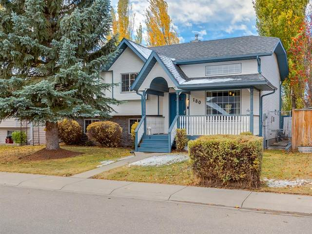 180 Cambria Road, Strathmore, AB T1P 1L9 (#A1042368) :: The Cliff Stevenson Group