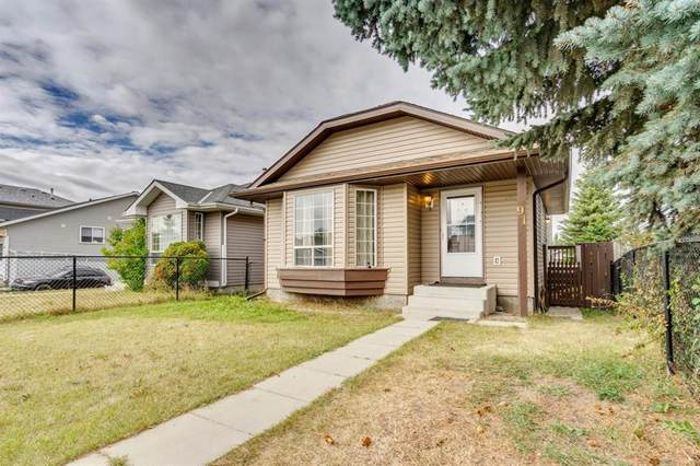 91 Martinwood Court NE, Calgary, AB T3J 3H2 (#A1042379) :: Canmore & Banff