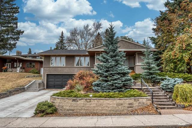 4315 Anne Avenue SW, Calgary, AB T2S 1M1 (#A1042389) :: Canmore & Banff