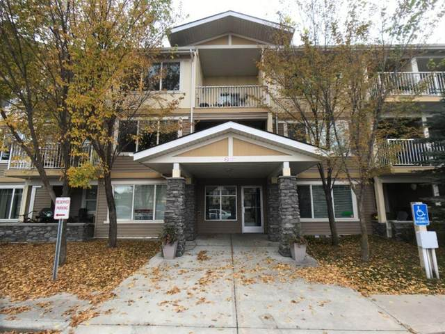 4 Kingsland Close SE #1207, Airdrie, AB T4A 0J3 (#A1042392) :: Canmore & Banff