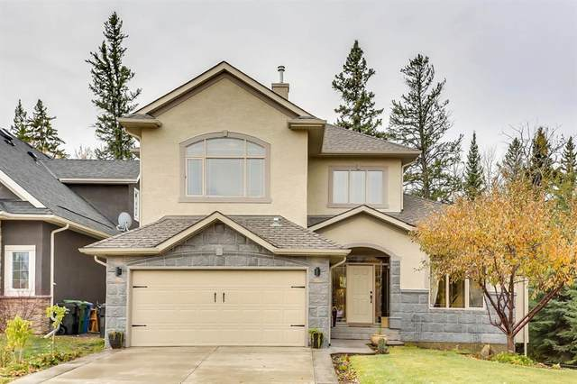 322 Discovery Ridge Boulevard SW, Calgary, AB T3H 5L8 (#A1042395) :: Canmore & Banff