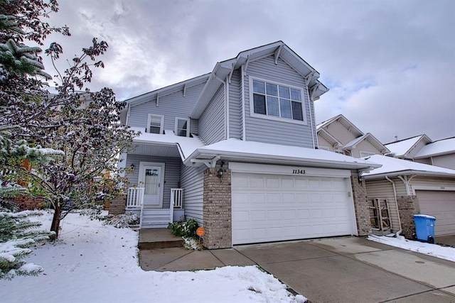 11343 Rockyvalley Drive NW, Calgary, AB T3G 5C4 (#A1042396) :: Canmore & Banff