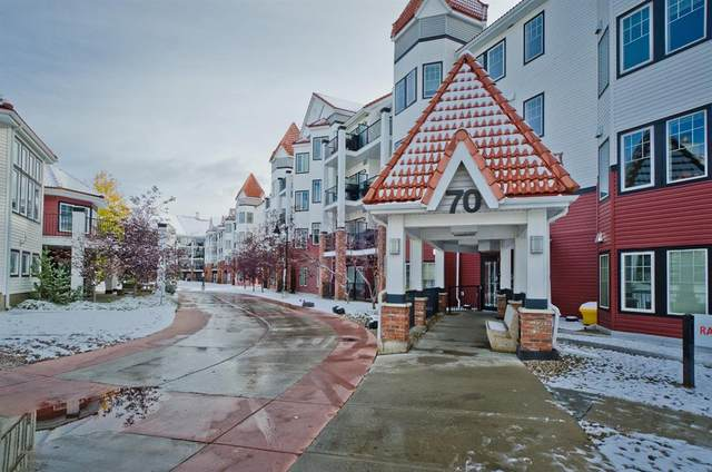 70 Royal Oak Plaza NW #119, Calgary, AB T3H 0C1 (#A1042409) :: Canmore & Banff