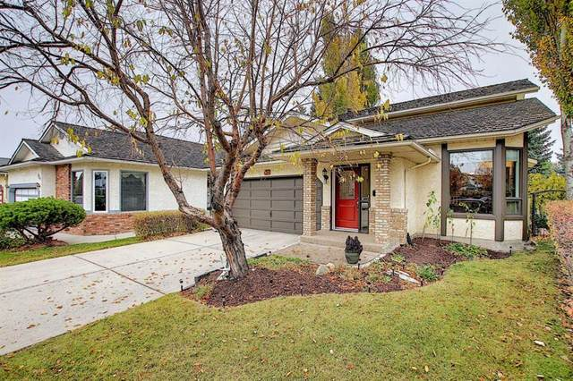 725 Woodbriar Place SW, Calgary, AB T2W 5Z2 (#A1042415) :: Western Elite Real Estate Group