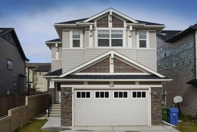436 Skyview Shores Manor NE, Calgary, AB T3N 0H3 (#A1042425) :: Canmore & Banff