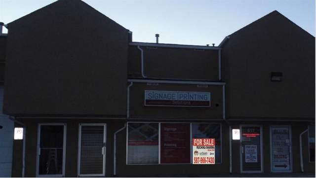 3208 8 Avenue NE #617, Calgary, AB T2A 7V8 (#A1042428) :: Canmore & Banff