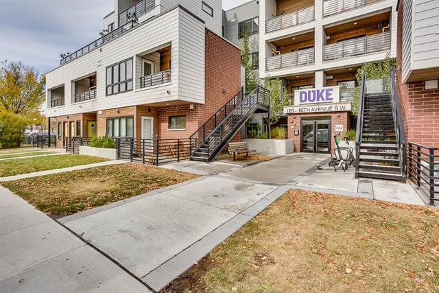 130 18 Avenue SW, Calgary, AB T2S 3H5 (#A1042445) :: Canmore & Banff