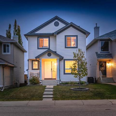 114 Covewood Circle NE, Calgary, AB T3K 5P8 (#A1042446) :: Canmore & Banff