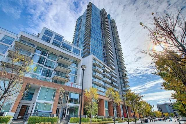 566 Riverfront Lane SE, Calgary, AB T2G 1K1 (#A1042449) :: Canmore & Banff