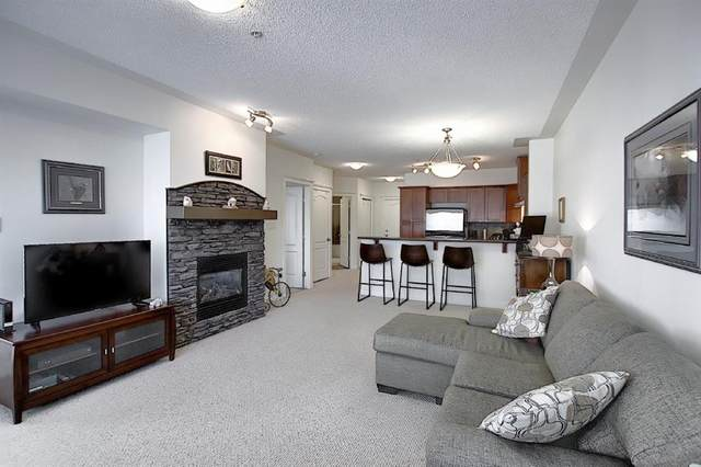 30 Discovery Ridge Close SW #412, Calgary, AB T3H 5X5 (#A1042450) :: Canmore & Banff