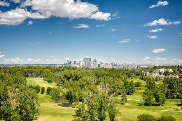 99 Spruce Place SW, Calgary, AB T3C 3X7 (#A1042452) :: Canmore & Banff