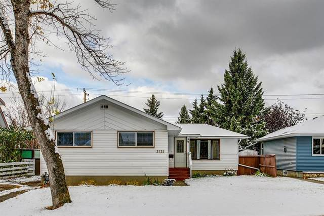 3735 Brooklyn Crescent NW, Calgary, AB T2L 1G9 (#A1042470) :: Canmore & Banff