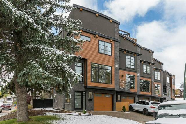 103 41 Avenue SW, Calgary, AB T2S 3H3 (#A1042483) :: Canmore & Banff