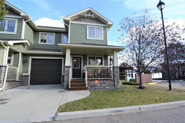 4603 Ryders Ridge Boulevard #4, Sylvan Lake, AB T4S 0G6 (#A1042485) :: Canmore & Banff