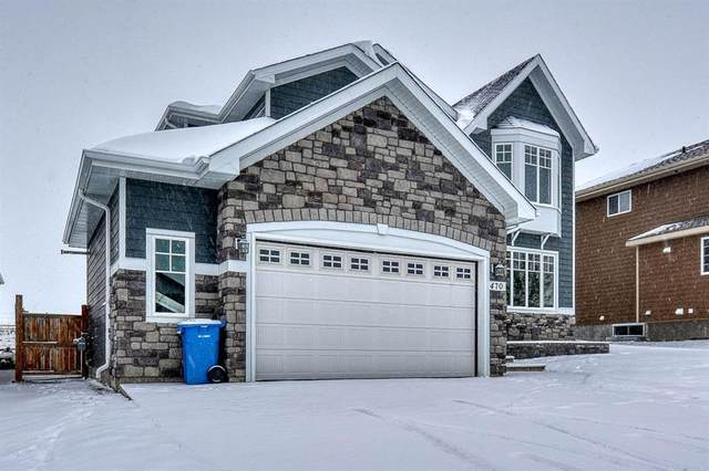 470 Seclusion Valley Drive, Turner Valley, AB T0L 2A0 (#A1042499) :: Calgary Homefinders