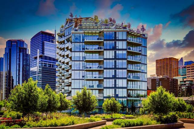 738 1 Avenue SW #602, Calgary, AB T2P 5G8 (#A1042500) :: Western Elite Real Estate Group