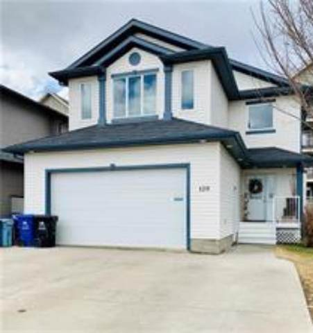 120 Pinnacle Place, Fort Mcmurray, AB T9K 0C8 (#A1042525) :: Canmore & Banff