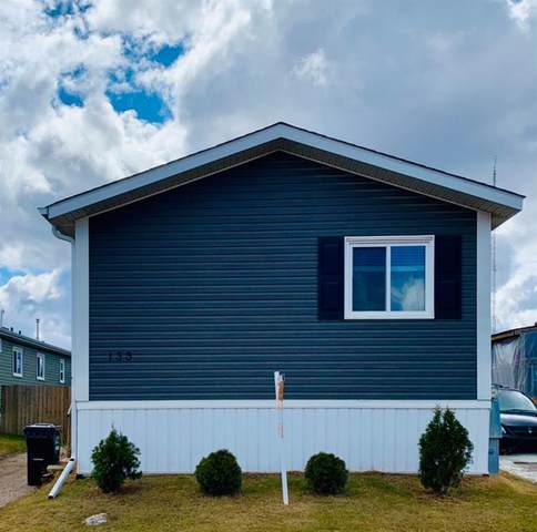 133 Grandview Crescent, Fort Mcmurray, AB T9H 4X6 (#A1042528) :: Canmore & Banff
