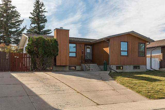 44 Trent Road W, Lethbridge, AB T1K 4N3 (#A1042533) :: Canmore & Banff