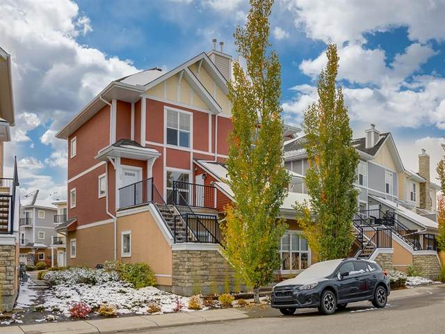 160 West Springs Road SW, Calgary, AB T3H 5W2 (#A1042540) :: Canmore & Banff