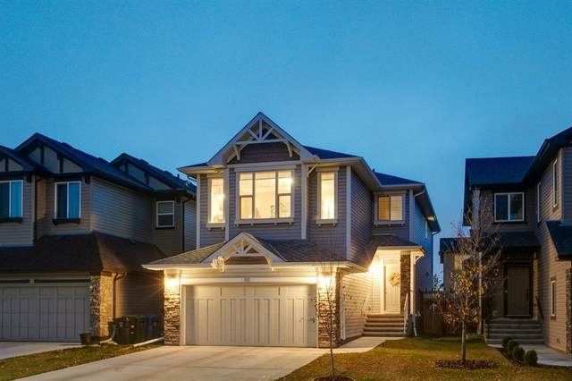 40 Brightoncrest Point SE, Calgary, AB T2Z 5A6 (#A1042565) :: Western Elite Real Estate Group