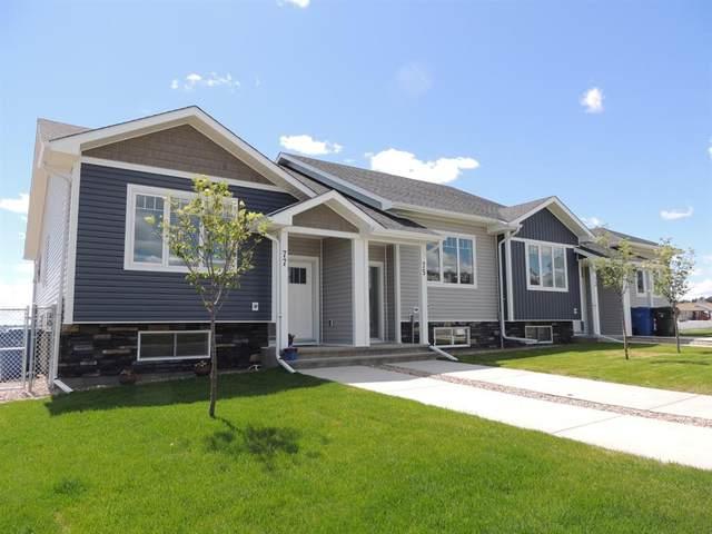 75 Ranchlands Boulevard NE, Medicine Hat, AB T1C 0H5 (#A1042568) :: Redline Real Estate Group Inc