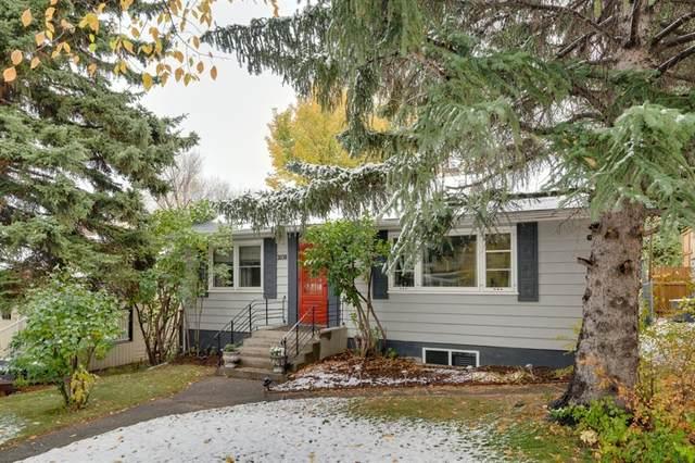 3036 26 Street SW, Calgary, AB T3E 2B5 (#A1042576) :: Canmore & Banff