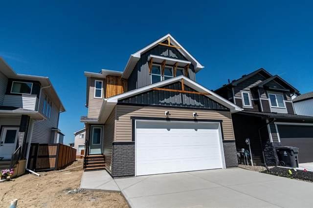 2717 44 Street S, Lethbridge, AB T1K 8J3 (#A1042583) :: Canmore & Banff